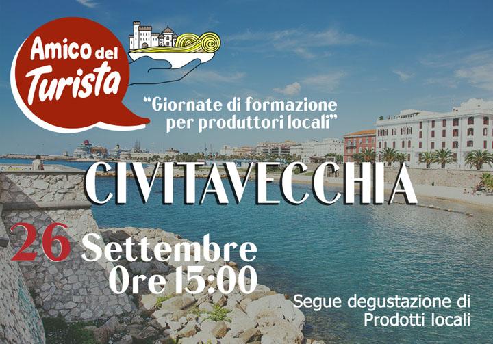 Civitavecchia - Arsial-Amico del turista - Giornata formazione produttori locali