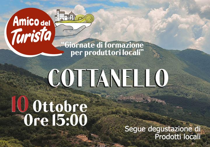 Cottanello - Arsial-Amico del turista - Giornata formazione produttori locali