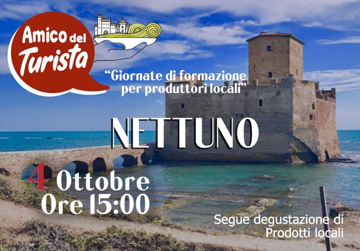 Nettuno - Arsial-Amico del turista - Giornata formazione produttori locali